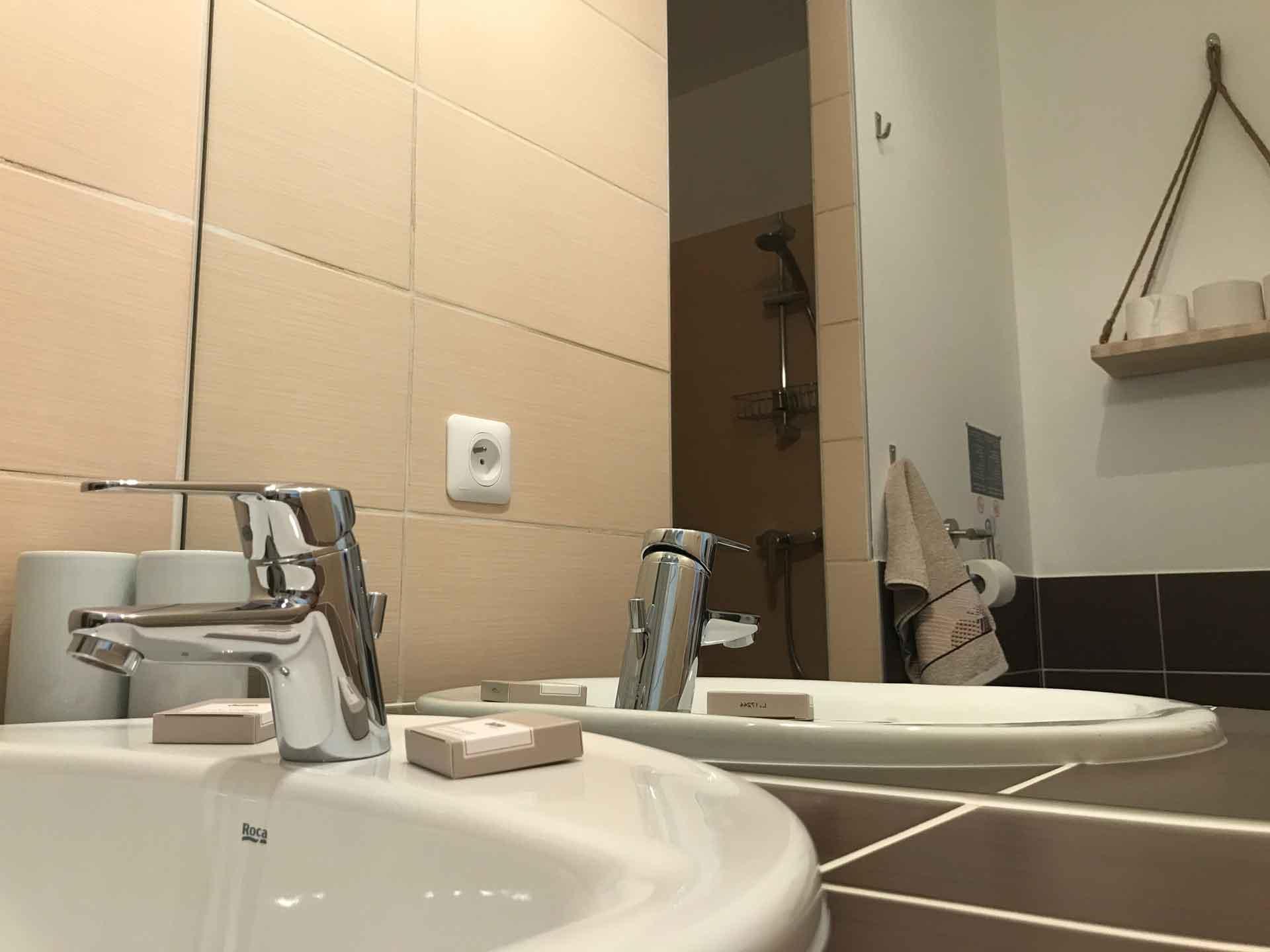Photo Salle de bain chambre d'hôtes COCON