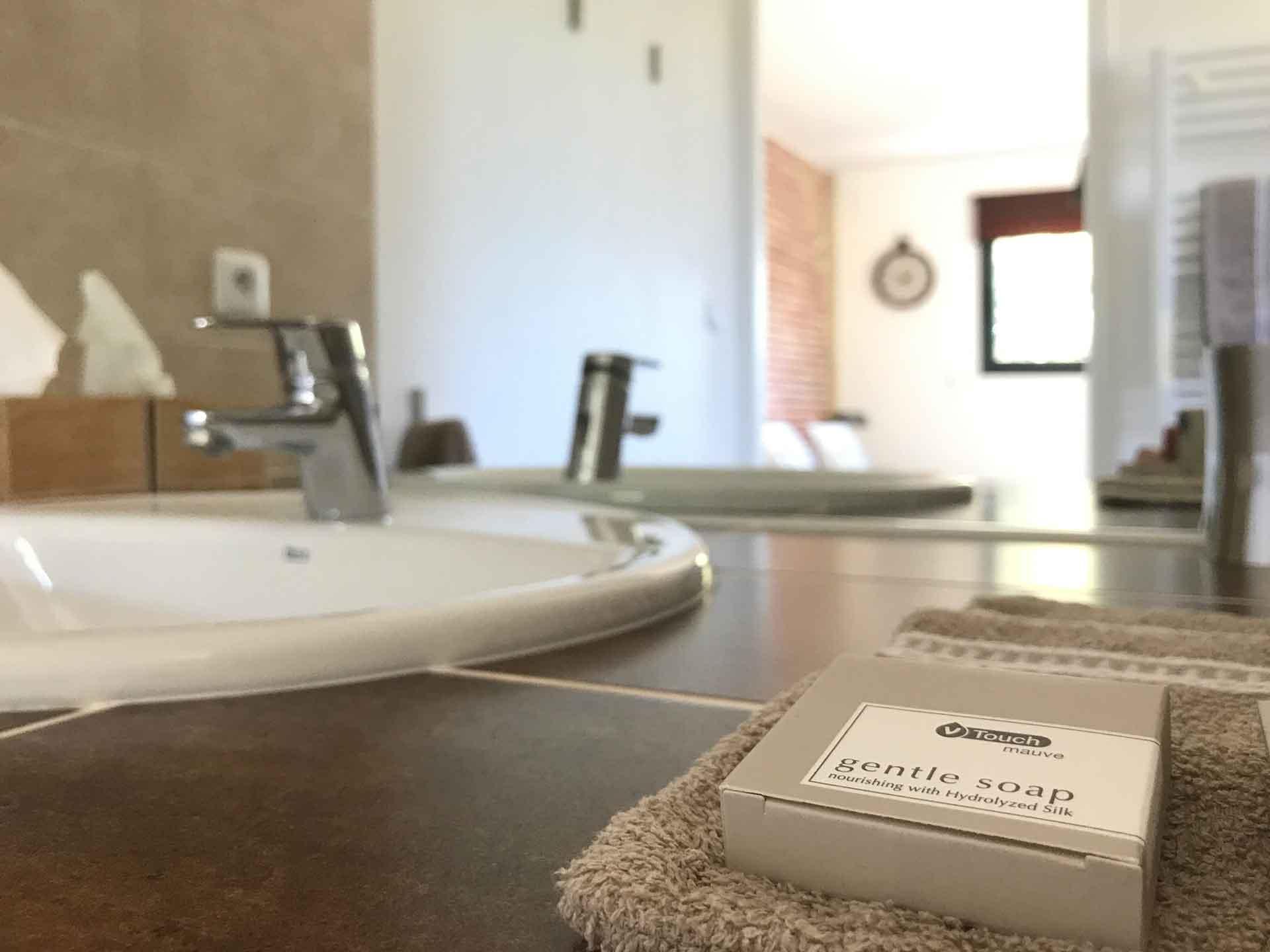 Photo Salle de bain chambre d'hôtes LOFT