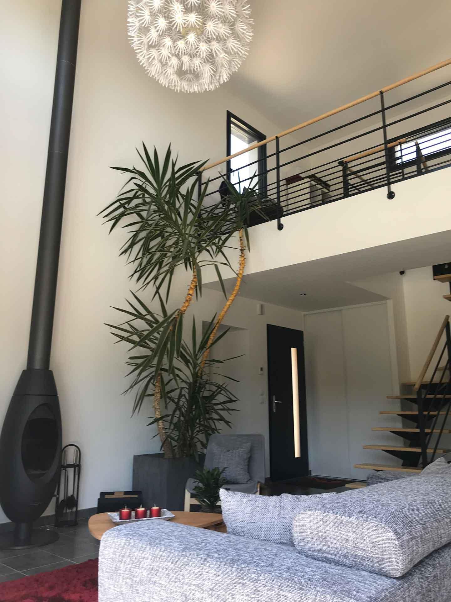 du r ve naturel votre chambre d 39 h tes contemporaine. Black Bedroom Furniture Sets. Home Design Ideas